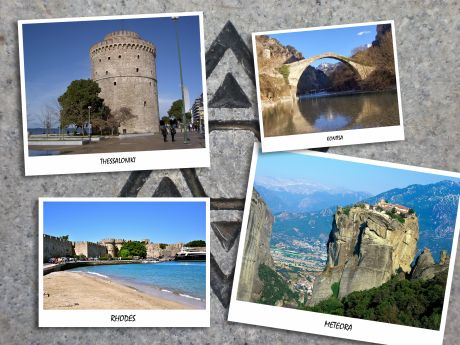 TOURS AROUND GREECE