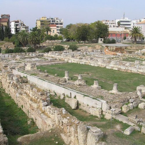 Ancient Cemetary of Kerameikos