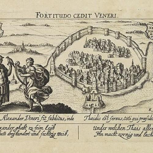 City of Chalkis under Venetian rule