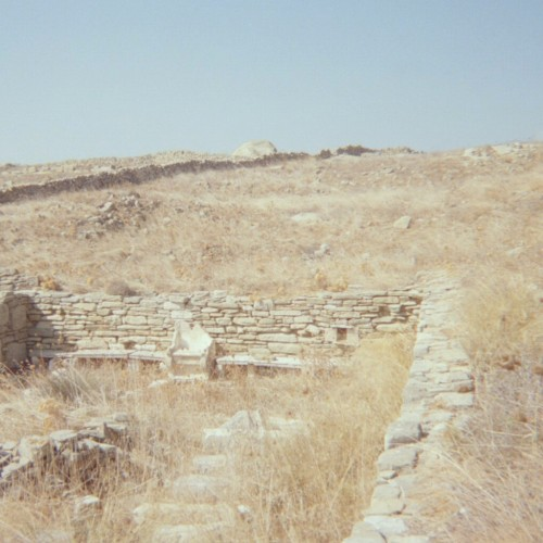 Ancient Synagogue of Delos