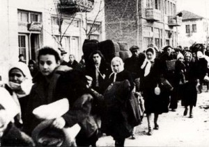Deportation of Greek Jews in 1944