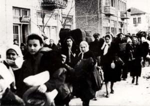 Deportation of Greek Jews in 1944