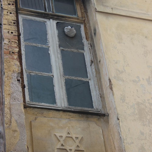 Old Jewish house in Ioannina