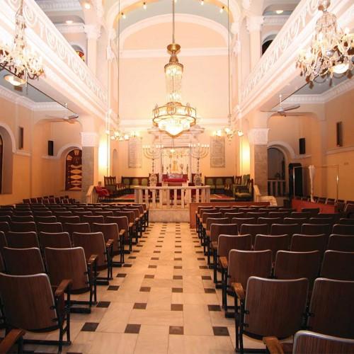 Monastirlis Synagogue - Salonika